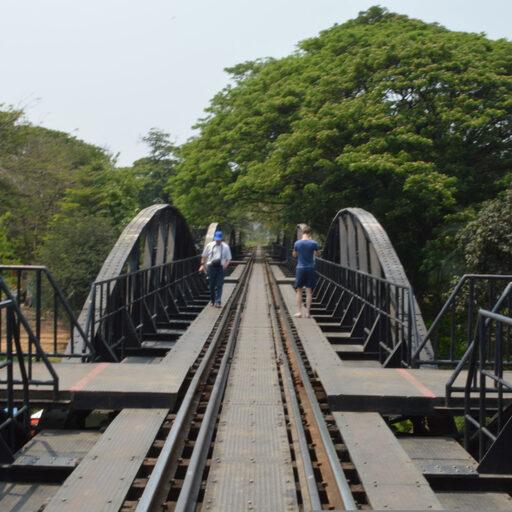 Мост через р. Квай.
