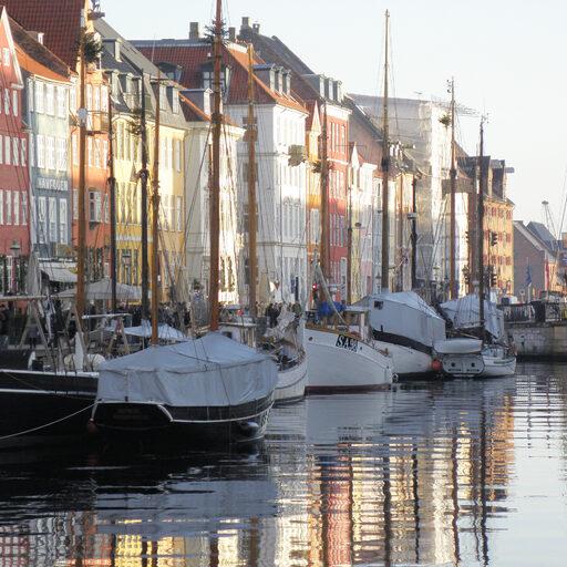 Копенгаген новогодний — дожди и туманы, шпили и башни.